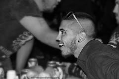 portrait... (Love me tender ♪¸.•*´¨´¨*•.♪¸.•*´) Tags: dimitrakirgiannaki photography greece greek blackandwhite monochrome blur man happy smile people ελλαδα ταξιαρχησ ευβοια 2017 portrait