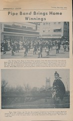 Stirling Pipe Band Pine Falls Newspaper Articles-19 (Hugh Peden) Tags: stirling pipe band pine falls manitoba major william bill macleod