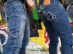 jeansbutt11345 (Tommy Berlin) Tags: men jeans butt ass ars levis