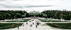 Vienna / Wien; Schönbrunn Palace (drasphotography) Tags: vienna wien austria österreich schönbrunn palace schlos gloriette park drasphotography travel travelphotography reise reisefotografie globetrekker landscape