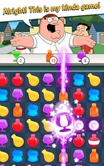 I Griffin arrivano su Android con un bellissimo puzzle game!! (giochiandroidiphone) Tags: android griffin family guy puzzle game