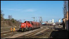 261 094 - Bernburg (Bastian Weber) Tags: gravita voith bernburg zug eisenbahn rangierlokomotive