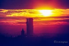 Turmbau # Image002_2A # Nikon F3 Kodak Portra800 - 2017 (irisisopen ☼f/8☀︎∑≦light) Tags: nikon f f3 kodak portra 800 farbe farbnegativ negativfilm color colornegativ analog film türme turm irisisopen