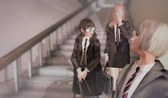 @Spring Scandal (maho.R) Tags: spring scandal kawaii highschool uniform cosplay secondlife