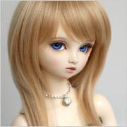 leeke_LR-21 (uk.neko) Tags: bjd ball jointed dolls doll wigs for sale new leeke leekeworld dollga pink blue brown grey gray silver black blond 67 78 89 red white