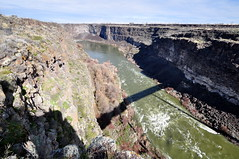 Snake River Canyon near Twin Falls (Great Salt Lake Images) Tags: hansenbridge snakeriver twinfalls idaho