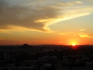 Sunset in Hermisillo Mexico (Explored-Thank you)!!