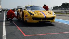 Spirit Of Race Ferrari 488 GT3 (Y7Photograφ) Tags: spirit of race ferrari 488 gt3 pasin lathouras michele rugolo alessandro pier guidi blancpain endurance sprint gt nikon d3200 castellet httt paul ricard