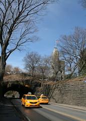 IMG_5755-001 (reptrgrl) Tags: nyc centralpark belvederecastle taxi
