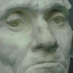 RODIN Auguste,1908-09 - Jean d'Aire, Tête colossale (Musée Rodin) - Détail 24 thumbnail