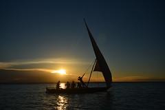 Tansania_03_21_2017 (dieter.gerhards) Tags: fischerboot dhau dhow sonnenuntergang strand nikon michamvi tansania sansibar 2017 afrika