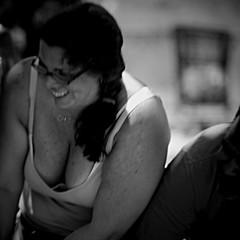 (Aaron Montilla) Tags: aaronmontilla 2013 portrait retrato femmeportrait retratofemenino blackwhite blancoynegro outdoors exteriores bokeh bigtits tetas woman mujer happy happyness smile sonrisa eyes ojos nose nariz blacklonghair teeth dientes erotic erotica erotique canonrebel canon reblel 1200 f56 300mm iso400 ef75300 ef eos 75300eos parquedeleste sexy sensuality sensualiadad internationalflickrawards streetphotography fotodecalle fotografiacallejera blackwhitephotography fotografiabancoynegro