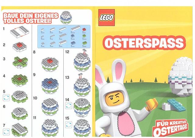 LEGO Easter Promotion 2017