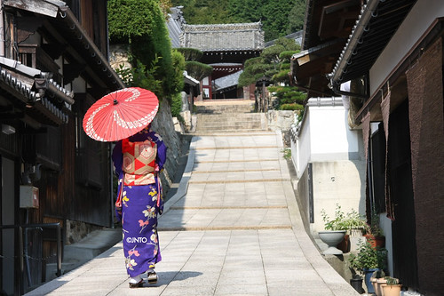 Unomachi Antique Street