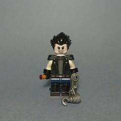 Lobo (Vladislav Pavlovich) Tags: lego custom minifigure lobo dc
