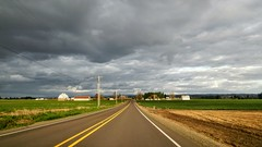 Storm's Coming In (Melissa_JMH) Tags: storm weather spring country sky cloud cloudy oregon drive driving lg g5 lgg5 phone cell cellphone motion