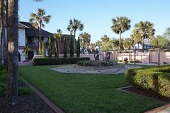 Spanish garden, St. George Street, St. Augustine, Florida (mattk1979) Tags: staugustine oldest city spanish colonial atlantic coast florida usa unitedstatesofamerica
