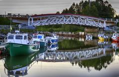 A la Marina (Danny VB) Tags: port bateaux stetherese gaspesie quebec canada canon eos 6d
