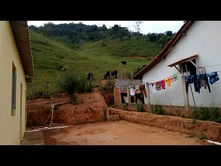 Cantor Julio Cesar Benfica Louvando: Usa-me (Zona Rural de Virgolândia - -MG)
