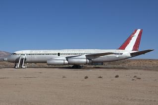 Arolneas Peruanas Convair 990 Coronado N990AB