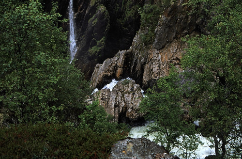 Norwegen 1998 (063) Vøringsfossen