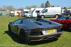 Stoke Prior Vintage Rally 2017 - Lamborghini Aventador LP700-4 Roadster (Si 558) Tags: stoke prior vintage rally lamborghini aventador aventadorroadster aventadorlp7004 lamborghiniaventador 2017 v12