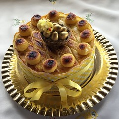 Simnel Cake 2017 (Supermum1) Tags: easter decorations cake simnel traditional marzipan