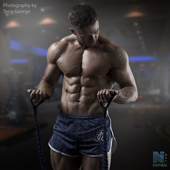 Cameron Coid NFM (TerryGeorge.) Tags: jay edwards nfm cameron coid natural fitness models abs six pack workout toned athletic muscle shirtless hunk teamm8 terry george gay men sexy nude ripped gym