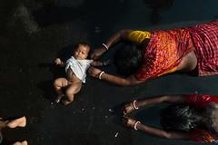 Rituals (Street and fine art by Manobihangam) Tags: street fine art people ritual bengal culture india faith documentary