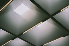 Lights (JacksonSwaby) Tags: light lights city ceiling building tube lamp structure minimal interior