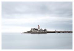 Dunlaoghaire Pier (Minibert93) Tags: pier seascape clouds coast dublin dunlaoghaire longexposure lighthouse yachts people fishing