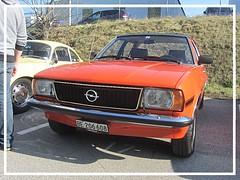 Opel Ascona B (v8dub) Tags: opel ascona b schweiz suisse switzerland fribourg freiburg otm german gm pkw voiture car wagen worldcars auto automobile automotive youngtimer old oldtimer oldcar klassik classic collector