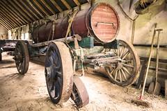 Farm wagon (Ramireziblog) Tags: boerenwagen waterwagen farm wagon barn veenpark veenmuseum barger compascuum emmen vroeger past times