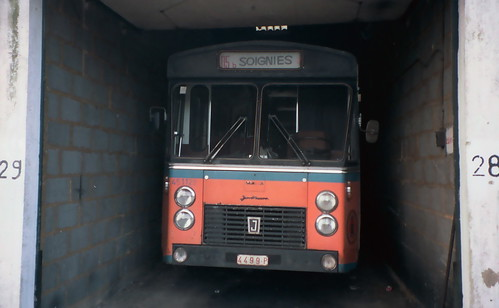 Autobus Brainois 451129