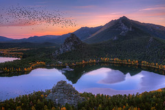 lake (Wigsbuy Reviews) Tags: wigsbuyreviews reviewswigsbuy nature beauty lake mountain birds sunset sky cloud