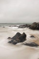 steinigidhwave (Leathanach) Tags: tràighstèinigidh beach tràigh rocks waves sea creag muir cuan cloud harris westernisles nikond700
