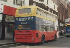 797 (4), JRP 797L, Bristol VR (t.1996) (Andy Reeve-Smith) Tags: bristol bristolvr vr series2 ecw ecwbody easterncoachworks ld ldt lutondistrict luton dunstable houghtonregis bedfordshire lutondunstable britishbus theshires arrivatheshires arriva 797 jrp797l theschoolbus