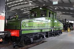 LNER Bo-Bo Electric loco (372Paul) Tags: nrm shildon nationalrailwaymuseum steam diesel electric e5001 class71 deltic lner emu 2hap black5 5000 sanspareil apt advancedpassengertrain