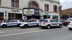 OSU and CPD (Central Ohio Emergency Response) Tags: columbus ohio state university police
