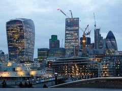 City of London (jane_sanders) Tags: london cityoflondon cheesegrater 122leadenhallstreet leadenhallbuilding tower42 gherkin 30stmaryaxe walkietalkie 20fenchurchstreet minstercourt hmsbelfast morelondon