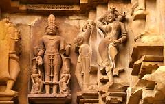 Khajaraho temple carving 36 (Debbie Sabadash) Tags: khajuraho madhya pradesh india