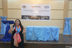 2017-04-26-CARING-Gold Project Provincial Launch Daet, CN-BAN To (BAN Toxics) Tags: bantoxics philippines camarinesnorte caringgoldproject ilo daet smallscalemining asgm miner groups province launch event children