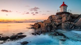 Norway Lofoten Eggum Lighthouse