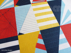 Coast (Spellstone) Tags: summer wallpaper chart illustration design swatch artist folkart pattern sailing colours quilt map drawing linen stripe craft surfacedesign canvas textile fabric cotton quilting sail blocks giftwrap stiches cheater stiching patterndesign fabricdesign 2013 alexmorgan spoonflower decel spellstone cheaterquilt society6 fabriccollections
