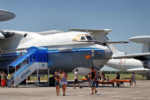 Taganrog. Beriev Aircraft Company 82