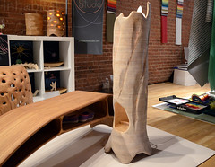 Playable-Studio-Tree-Trunk-Lamp (Inhabitat) Tags: sustainabledesign greendesign greenfurniture newyorkdesignweek ecoproducts greeninteriors energyefficientlights wanteddesign nydw newyorkdesignweek2013 wanteddesign2013 mikewanted2013