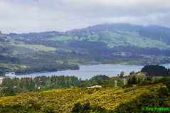 Crystal Springs Reservoir (Roy Prasad) Tags: california usa cloud mountain lake nature water fog sony reservoir prasad sancarlos sanmateo lieca crystalsprings hillsborough nex vario elmarit 2890mm belmong royprasad nex5n