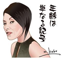 夏木マリ Mari Natsuki