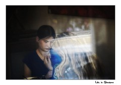 Through a glass darkly 10 (yoyomaoz) Tags: life shadows adelaide petermaynard