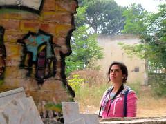 The frame of life (Rita Makhoul (Rampurple)) Tags: old lebanon house mountain abandoned nature architecture garden hotel destruction roadtrip bologna lebanese rubble metn